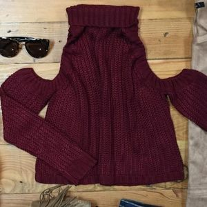 Tops - Knit Sweater Top